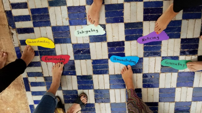 Generating the Distinctions of Facilitation